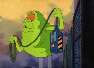 Slimer Wakes Me Up at Night